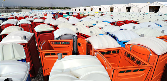 Champion Portable Toilets in Plant City,  FL